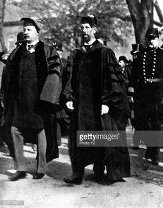 President Theodore Roosevelt at Yale University 20th United States... News Photo | Getty Images
