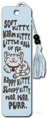 big-bang-theory-soft-kitty-beaded-bookmark