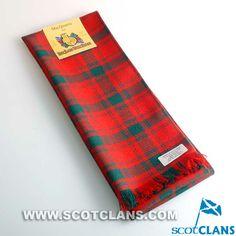 Clan MacQuarrie Tart