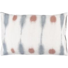 Morford Cotton Lumbar Throw Pillow