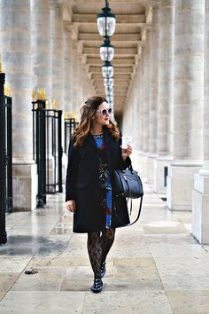 History In High Heels: Outfit: Fall in Paris