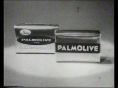 Palmolive soap - Australan TV commercial (1962)