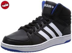 Adidas - Hoops VS Mid - Farbe: Schwarz - Größe: 42.6EU - Adidas sneaker (*Partner-Link)