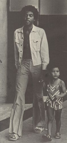 Gilberto Gil e filha.