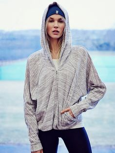 FP Beach Hoodie Like Him at Free People Clothing Boutique