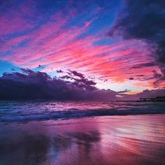 : Pink ➕ purple; these sunset hues. (pc: alice thieu) #kiele #kielehawaii  IG: @ki_ele