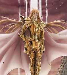 Asmita, Chevalier d'Or de la Vierge
