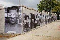 Street Art by JR