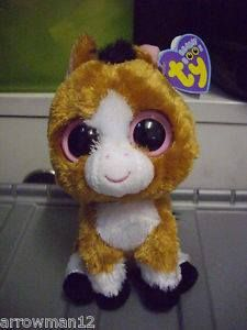 Lost - Beanie Boo Horse Dakota 6 Inch. LEWES BUS STATION, EAST SUSSEX 3 FEBRUARY 2014 Exactly like this one, but a little more grubbier. Contact: https://www.facebook.com/jane.weir.37
