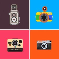 cameras The camera collection by Antonio Vicentini
