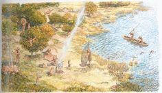 Vroegste geschiedenis van Smallingerland