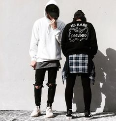 We ain't lying • Instagram: @edriancortes   #couple #outfit #adidas #tubularshadow #vans