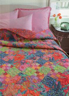 Sunny Side Up Quilt Pattern Pieced LL
