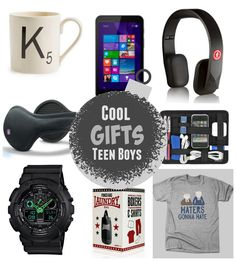 Great Gifts For Teen Boys Boy Christmas Presents