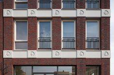 an emoji façade wraps this building in the netherlands by attika architekten