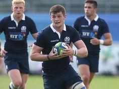 Scotland vs Argentina: Magnus Bradbury to make debut as Scots make four changes Rugby Men, Scotland, Argentina