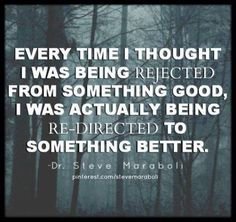 Re-directed to something better #quote