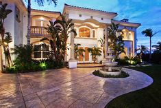 I will live here one day.