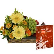 Healthy Hamper with card