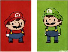 Ilustraciones de Videojuegos Famosos |