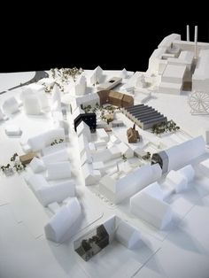 NAP's Winning Project for the Europan 11 Competition