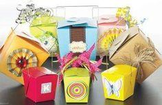 Celebrate It! Take Out Boxes