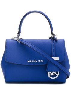 MICHAEL MICHAEL KORS Extra Small 'Ava' Crossbody Bag. #michaelmichaelkors #bags #shoulder bags #hand bags #leather #crossbody #