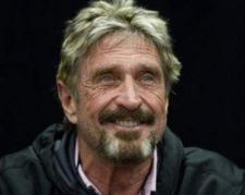A look at Libertarian Presidential Candidate John McAfee