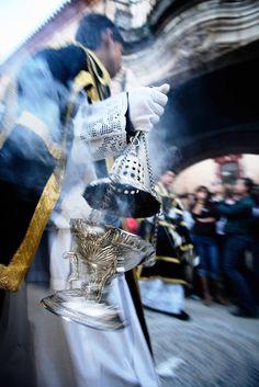 Semana Santa en Écija Andalusia, Class Ring, Purple, Blue, Grey, Saints, Lent, Vintage Beauty, Incense