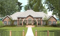 Bird House Plans 285204588890489356 - House plan number – a beautiful 4 bedroom, 4 bathroom home. Source by Bird House Plans, New House Plans, Dream House Plans, House Floor Plans, Master Suite, Butler, Southern House Plans, Home Design Plans, Design Homes