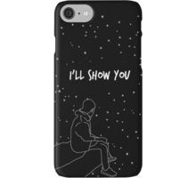 "Justin Bieber Drawing ""ll Show You "" iPhone Case/Skin"