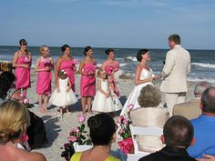 Beach Worthy Bridesmaids: A Guide To Selecting The Best Beach Wedding Bridesmaid Dresses