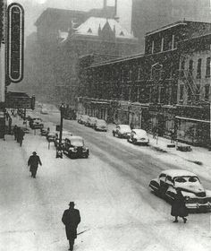 Eckel Theater 1940's