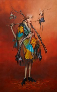 Esao Andrews - The Conjoined Bell