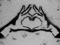Heart to you#Graffiti  #street Art
