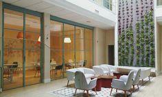 Ya queda menos para que este Centro abra sus puertas!! #projectcontract #proyectointeriorismo #jardinvertical #mosaicovinilico #cerramientometalico #lightdesign #furnituredesign #imediterranea www.dmediterranea.es #interiordesigns #interiordesign #estudiointeriorismo
