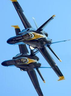 F-18 Super Hornet / Blue Angels
