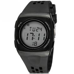 Boys Waterproof Multi Function Ultra-thin Outdoor Resin Sports Watch Digital Watches Black. Imported High quality movement. Pack: 1 pcs watch. 30 meters waterproof (not for diving and do not press button under water). Resin band with buckle closure. Fashionable, very charming for all occasions. Amazing looking watch, a great gift for friends.