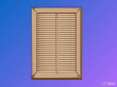 How To Build Plantation Shutters