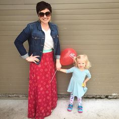 """35 Likes, 4 Comments - 👗Theresa Camilleri 👖 (@lularoetheresacamilleri) on Instagram: """"So comfy today in my Lucy skirt and always fun with this little lunch date!! #lularoe @lularoe…"""""""