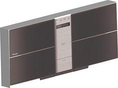 Modello Pioneer Microsistemi AV All in One con Ipod X-SMC22-Sversione con bluetooth integrato. Lettore cd,Usb,radio Fm con RDS. Equalizzatore e controlli di tono. Installabile a muro: Amazon.it: Elettronica