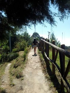 national park el boqueron, San Salvador