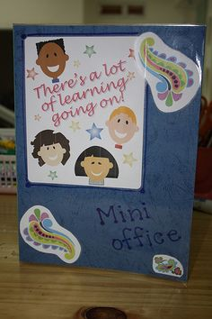 Mini Office Ideas