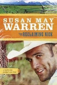 Spreading His Grace: Reclaiming Nick by Susan May Warren #book #review #christianfiction