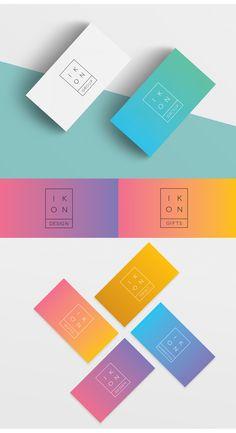 Identity & web for Ikon Group on Behance