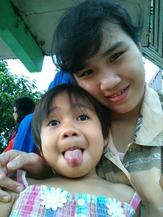 My lovely cousin