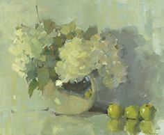 Morning Reflections by Nancy Franke Oil ~ 20 x 24