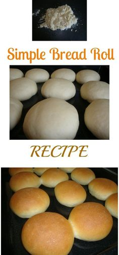 Who said you can never have good homemade bread? Well my simple bread roll recipe will make you think otherwise.