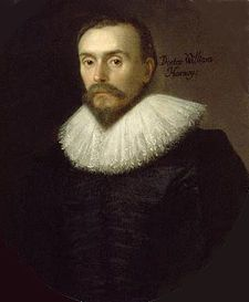 On this day 1st April, 1578, the birth of the English physician William Harvey who explained the circulation of blood