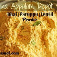 Milagaipodi for Idli Dosa Recipe Tiffin Recipe, Dosa Recipe, Powder Recipe, Indian Dishes, Chutney, Lentils, Macaroni And Cheese, Food To Make, Spicy